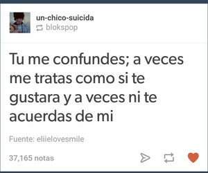 ew, tumblr, and frases image