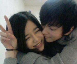 couple, asian, and kawaii image