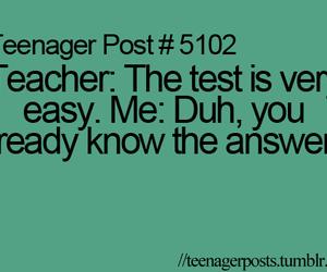 lol, teenage, and test image
