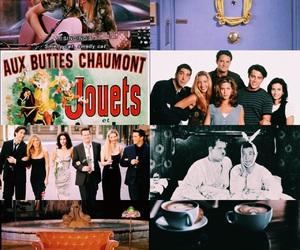 chandler bing, David Schwimmer, and Jennifer Aniston image
