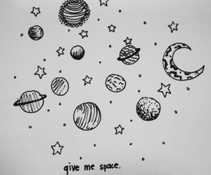 aesthetic, stars, and tumblr image