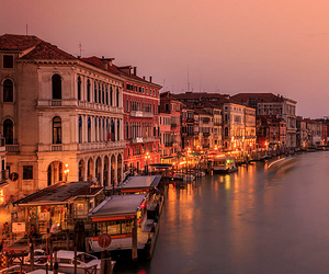 city, venice, and places image