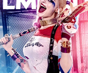 suicide squad, harley quinn, and suicidesquad image