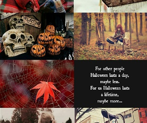 autumn, orange, and Halloween image