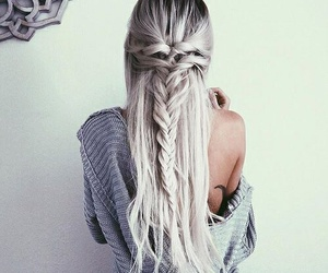 beautiful, hair, and cool image