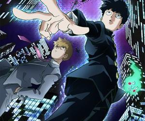 mob psycho 100, anime, and shigeo kageyama image
