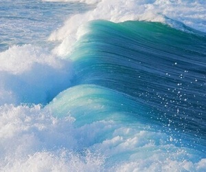 glamorous, pretty, and ocean image
