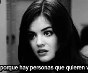 frases, pretty little liars, and quotes image