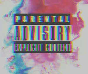 wallpaper, parental advisory, and background image