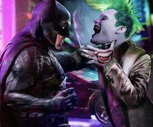batman, jared leto, and the joker image