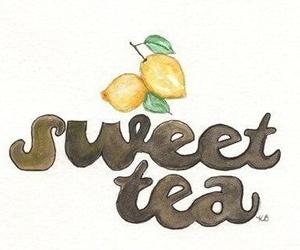 idea, lemon, and tea image