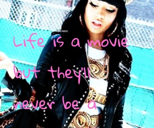 idol, quote, and nicki minaj image
