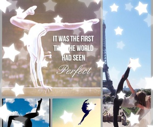 forever, gymnastic, and love image
