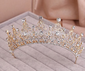 crown, accessories, and bijoux image
