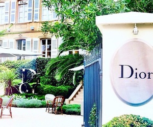 dior and st tropez image