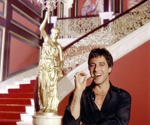 scarface, al pacino, and movie image