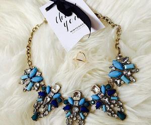 beautiful, luxury, and necklace image