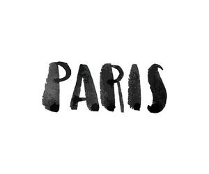 minimalism, paris, and quote image