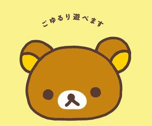 rilakkuma, wallpaper, and cute image