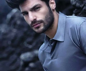 model, handsome, and Hot image