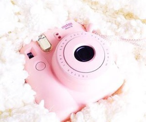 girly, pink, and love image