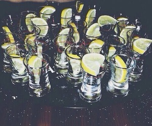 drink, party, and tequila image