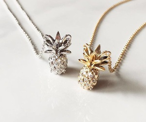 fashion, accessories, and pineapple image