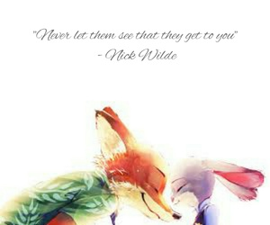zootopia, cartoon, and quotes image