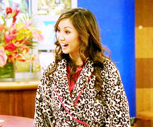 brenda song, london tipton, and the suite life on deck image