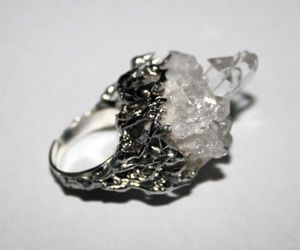 ring and crystal image