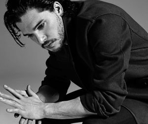 kit harington, jon snow, and got image