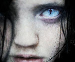 eye blue image
