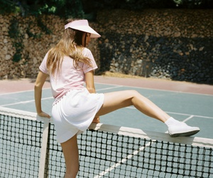 tennis, sport, and tumblr image