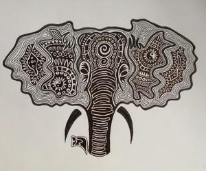africa, art, and idea image