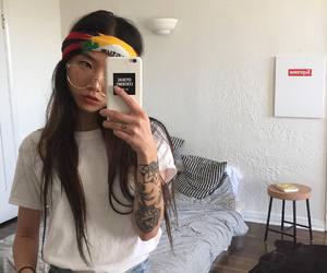 girl, ulzzang, and asian girl image