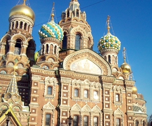 architecture, russia, and st petersburg image