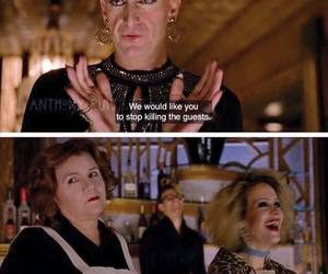 american horror story, hotel, and ahs hotel image