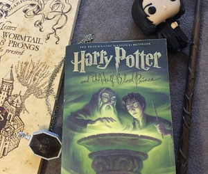 Harry Potter and the Half-Blood Prince, locket, and severus snape image