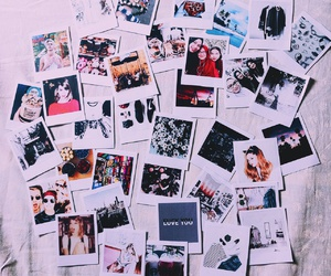 diy, photograph, and poloroid image