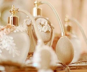 perfume, vintage, and girly image