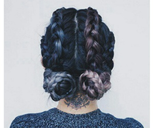 alternative, hairstyle, and tumblr image