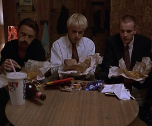 actors, food, and trainspotting image