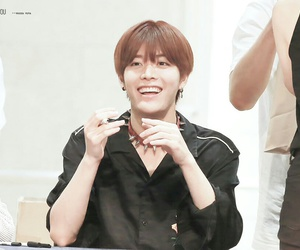 fansign, nct, and yuta image