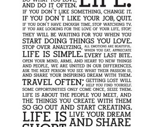 life, quotes, and frases image