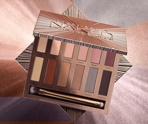 cosmetics, girl, and urban decay image