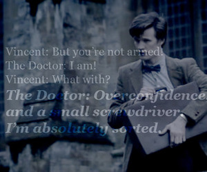 doctor who and vincent and the doctor image