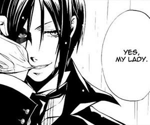 kuroshitsuji, manga, and black butler image