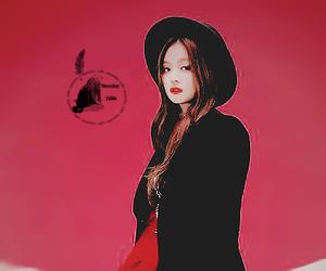 asian girls, blackpink, and jennie kim image
