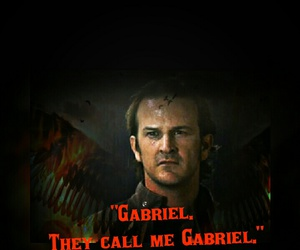 gabriel, quote, and the archangel image