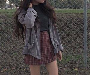 aesthetic, grunge, and outfit image